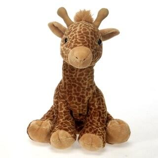 Lil' Buddies Giraffe Plush - Brown