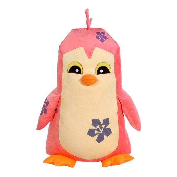 Shop Animal Jam Plush Coral Penguin By Fiesta - Orange ...