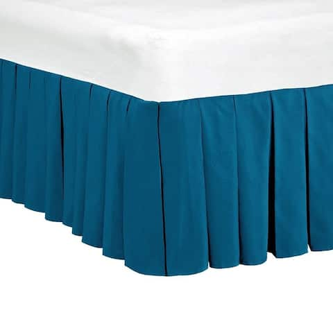 Serenta Classic Dust Ruffle 14 Inch Bed Skirt