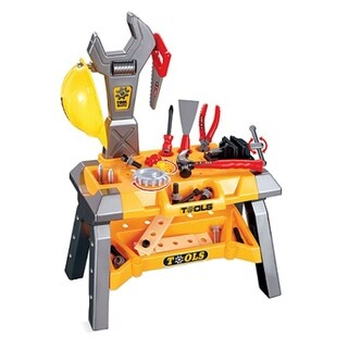 Lucky Toys Tool Set with Bench