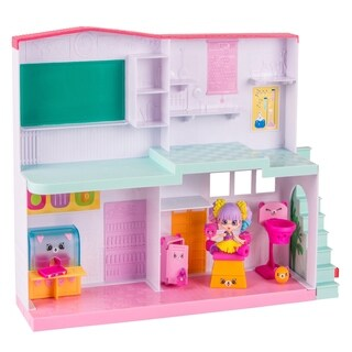 License 2 Play Shopkins Happy Places Happyville High School Playset