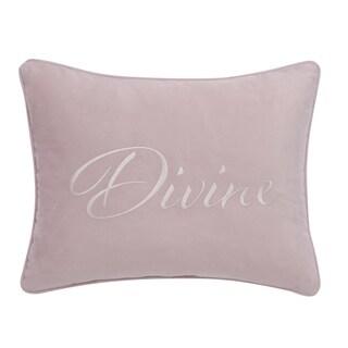 "Christian Siriano NY® Divine Velvet 12"" x 16""  Decorative Pillow"