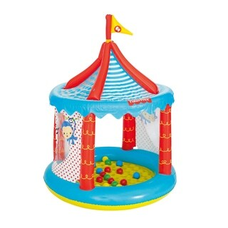 Bestway Fisher Price Circus Ball Pit with 25 Balls