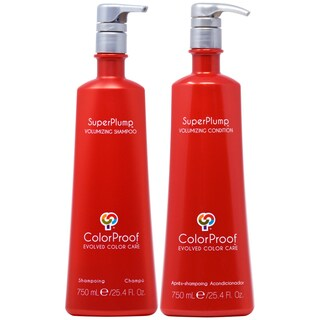 ColorProof SuperPlump 25.4-ounce Volumizing Shampoo & Conditioner Duo