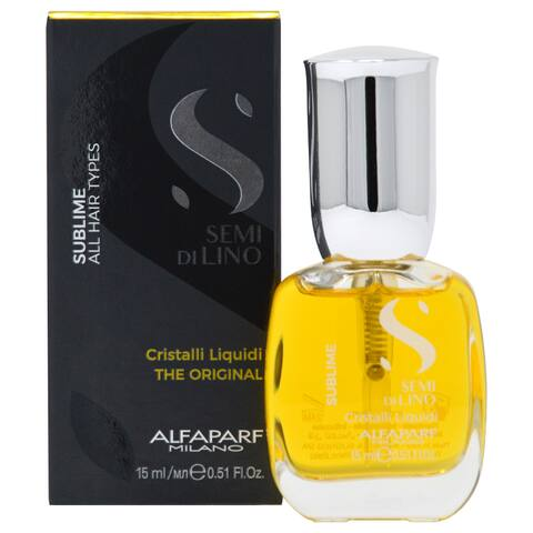 Alfaparf SemiDi Lino 0.51-ounce Illuminating Cristalli Liquidi