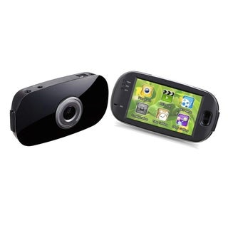 "Winycam 3"" Touchscreen HD Car Dash Cam with Built-in Impact Sensor and GPS Logger"