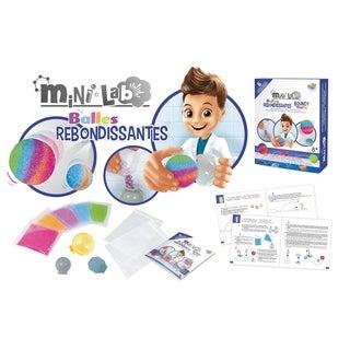 Buki Sciences Mini Lab Bouncy Ball Kit