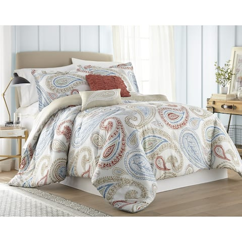Porch & Den Gordonite 5-piece Comforter Set