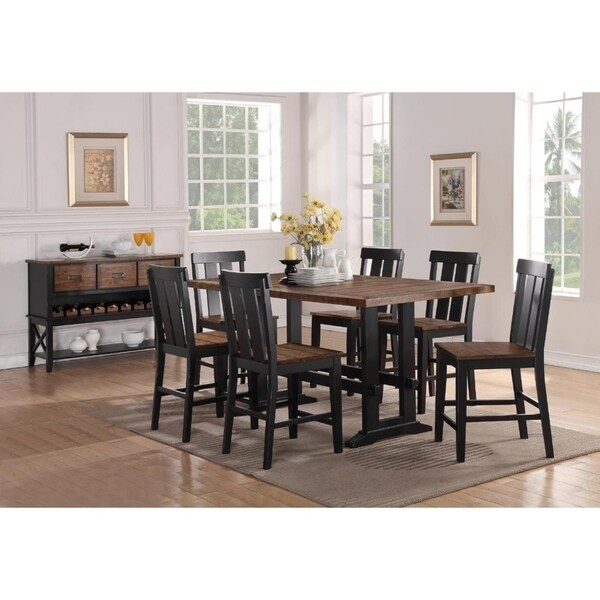 Country Kitchen Ramona: Shop Ramona Counter Height Round, Rectangle Wooden Dining