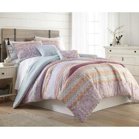 Porch & Den Grabel 5-piece Comforter Set