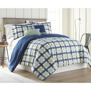 Link to Porch & Den Goshawk Gingham 5-piece Comforter Set Similar Items in Comforter Sets