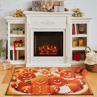 """Mohawk Home Prismatic Holiday Cookies Area Rug - 2'6"""" x 4'2"""""""