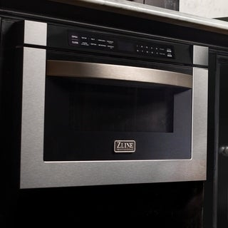 Shop Stainless Steel 27 Inch Built In Trim Kit For Sharp