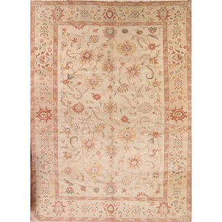 "Ziegler Oushak Traditional Egypt Oriental Hand Made Area Rug Wool - 16'2"" x 11'11"""