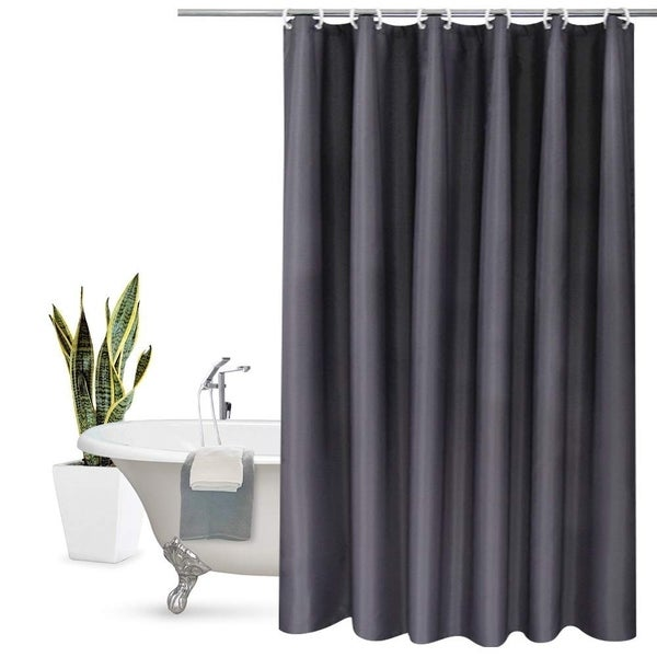 Shop Fabric Shower Curtain Liner Solid Hotel