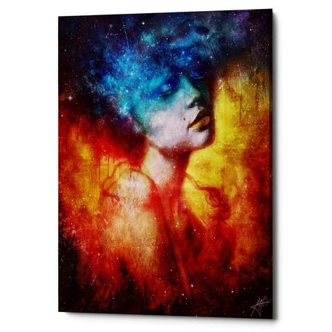 "Cortesi Home ""Revelation"" by Mario Sanchez Nevado, Giclee Canvas Wall Art, 18""x26"""