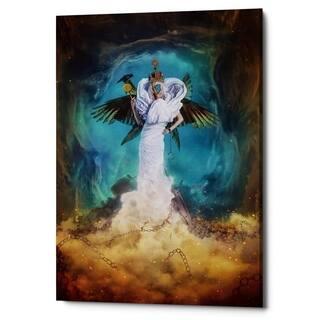 "Cortesi Home ""Emperor of Nothing"" by Mario Sanchez Nevado, Giclee Canvas Wall Art, 40""x60"""