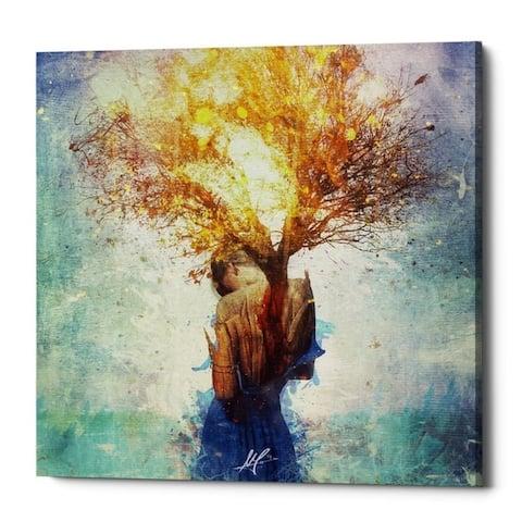Mario Sanchez Nevado 'Forgiveness' Giclee Canvas Wall Art