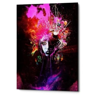 "Cortesi Home ""Overdose"" by Mario Sanchez Nevado, Giclee Canvas Wall Art, 18""x26"""