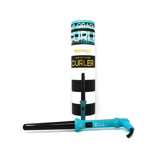 Hair Rage 1-inch Graduated Clipless Curling Iron Cone Wand