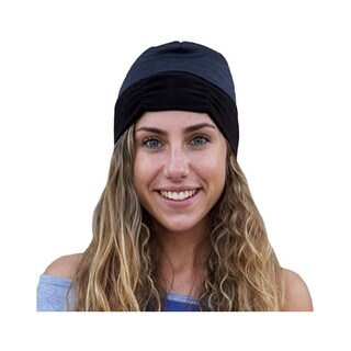 ISOTONER Women's Sporty Fleece Hat - one size fit