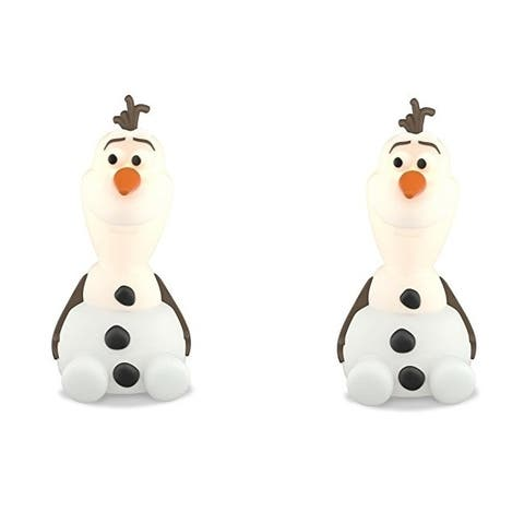 Philips Disney Olaf SoftPal Portable Night Lights (Pack of 2)