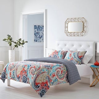 Link to Trina Turk Mirage Paisley Duvet Cover Set Similar Items in Duvet Covers & Sets