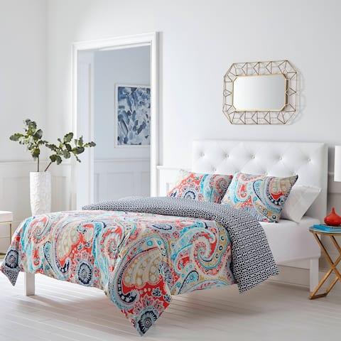 Trina Turk Mirage Paisley Comforter Set - Multi