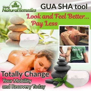 Stainless Steel Gua Sha Massage Scraping Tool
