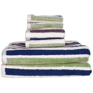 Revere Mills White Super Soft Six Piece Towel Set