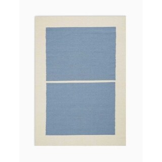 Link to Calvin Klein Nashville Modern Bordered Area Rug by Nourison Similar Items in Industrial Rugs