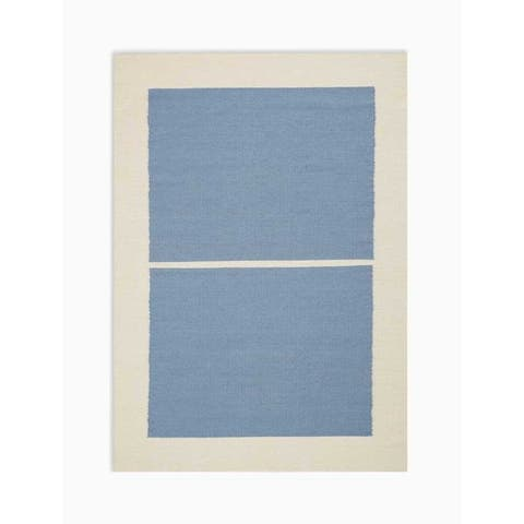 Calvin Klein Nashville Modern Bordered Area Rug by Nourison