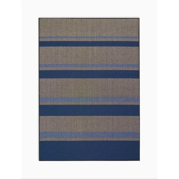 Calvin Klein San Diego Striped Area Rug by Nourison