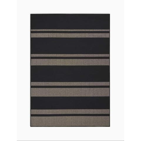 Calvin Klein San Diego Striped Area Rug by Nourison