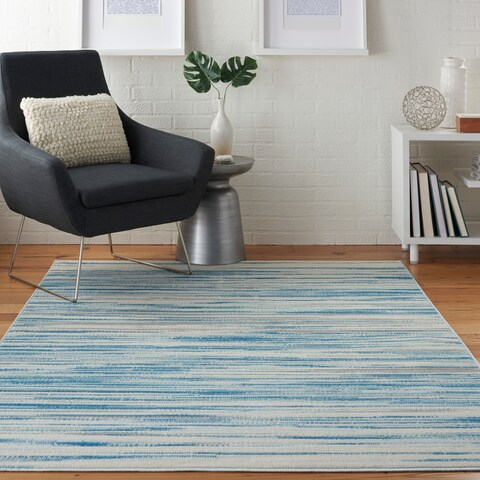 Carson Carrington Molle Abstract Area Rug