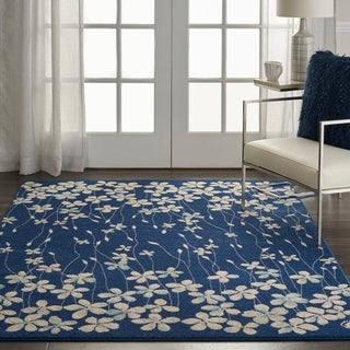 Carson Carrington Molle Floral Area Rug