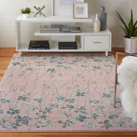 Carson Carrington Molle Floral Area Rug