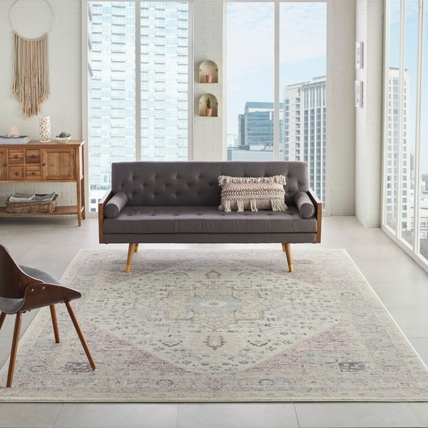 Nourison Tranquil Traditional Area Rug