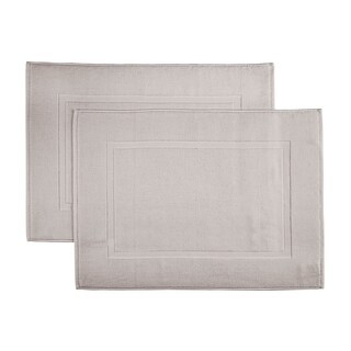 Martex Purity 2-Piece Tub Mat - 9 x 24