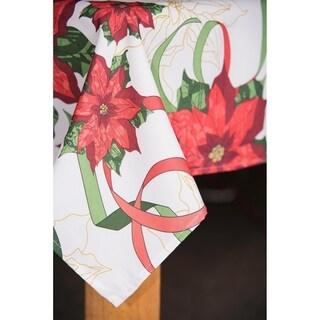 Christmas Ribbon Tablecloth