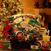 Grand Gatherings Holiday Gourmet Gift Basket