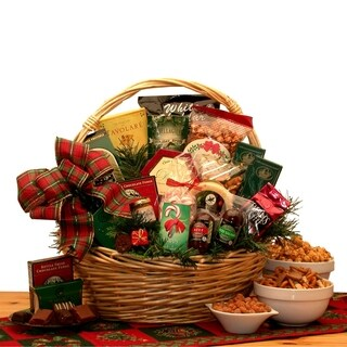 Holiday Celebrations Holiday Gift Basket - N/A