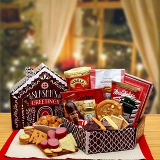 Seasons Greetings Holiday Care Package