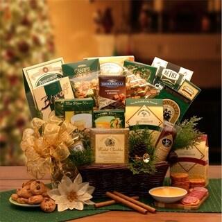 The Holiday Sampler Gift Basket