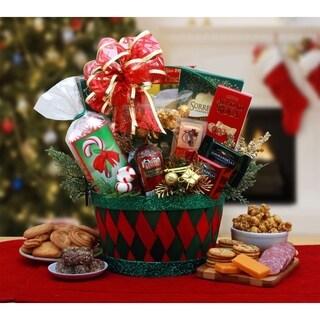 A Holiday Affair Gift Basket - N/A