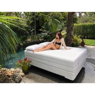 Aquagel 13-inch King-size Gel Memory Foam Mattress
