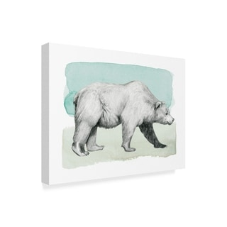 Grace Popp 'Animal Ii' Canvas Art