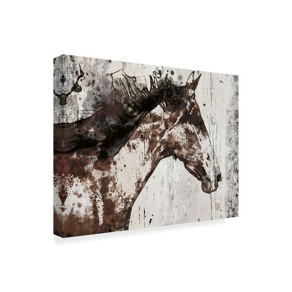 Shop Irena Orlov Galaxy Horse I Canvas Art Free Shipping Today