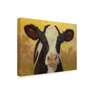 Carolyne Hawley 'Farm Pals Iii' Canvas Art