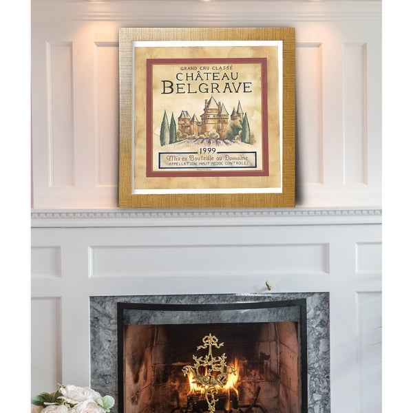 The Best Things -Framed Giclee Print
